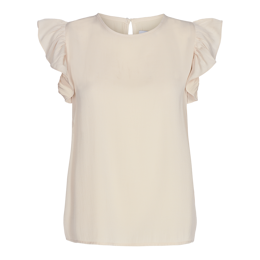 NORA TOP OFF WHITE